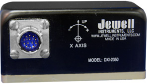 Jewell Instruments LCF-2330 Series Inclinometer