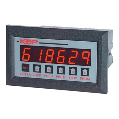 KEP ES-756 Ratemeter & Totalizer