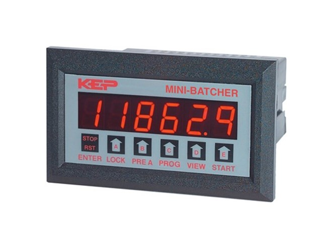 KEP MB2 MINI-Batcher Flow Batcher