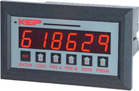 KEP MINItrol-S Ratemeter / Totalizer