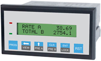 KEP RTP Dual Ratemeter / Totalizer