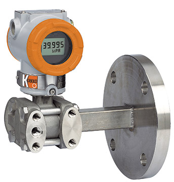 Kobold PAD Differential Pressure Transmitter