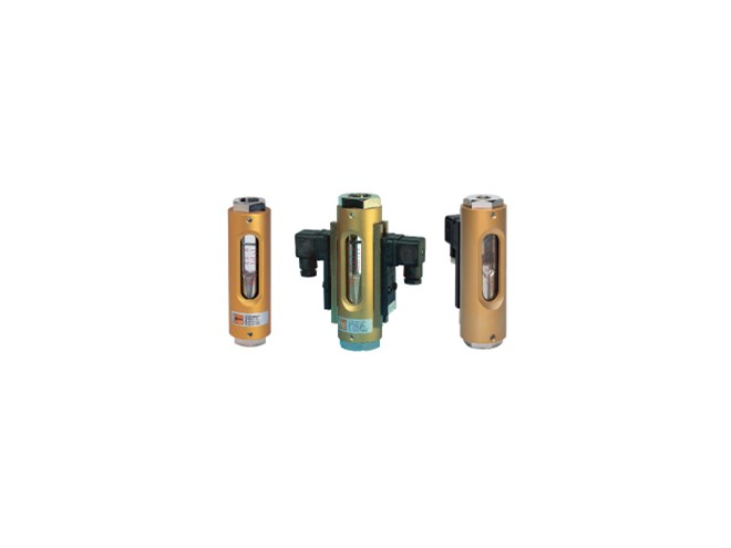 Kobold SV Float Type Flow Meters and Flow Switches