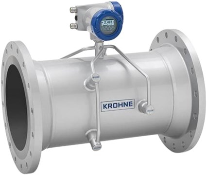 Krohne OPTISONIC 3400 Flow Meter