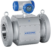 Krohne Altosonic V12 Ultrasonic Gas Flow Meter