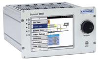Krohne Summit 8800 Flow Computer