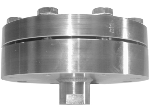 WIKA L990.40 Threaded Diaphragm Seal