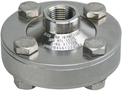 WIKA L990.TC Clamped Diaphragm Seal