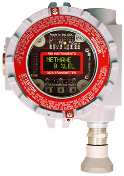 RKI Instruments M2A Gas Transmitter
