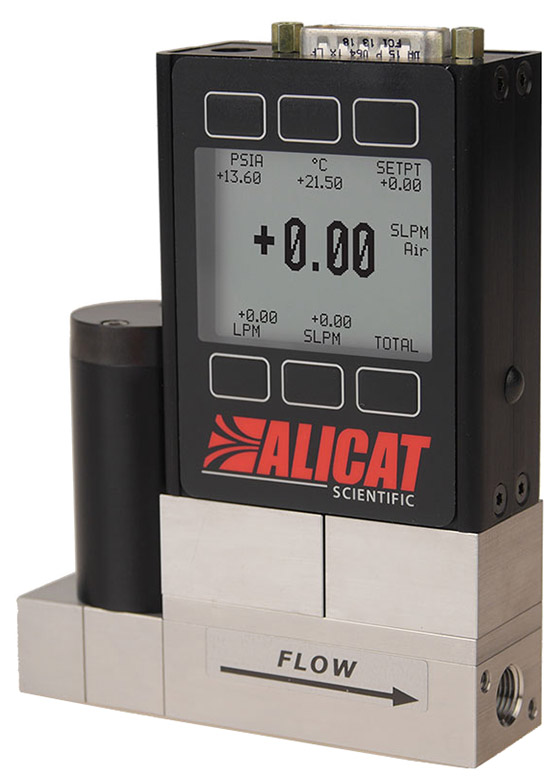 Alicat Scientific M Series Mass Flow Controllers