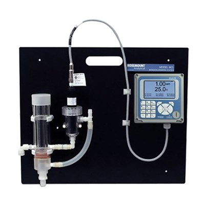 Rosemount Analytical MCL Monochloramine Measuring System