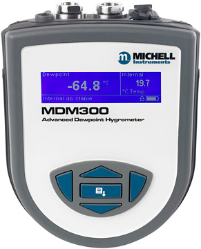 Michell Instruments MDM300 Dew Point Hygrometer