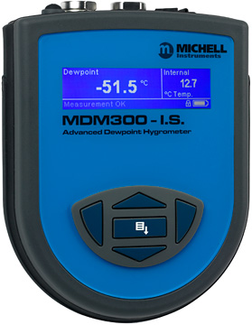Michell Instruments MDM300-IS Intrinsically Safe Hygrometer