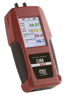 MRU DM 9600 Manometer