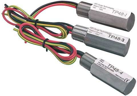 mtl tp48 surge protectors surge protectors instrumart rh instrumart com Automotive Wiring Blocks 66 Block vs 110 Block