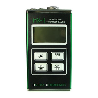 Dakota Ultrasonics MX Series Thickness Gauges