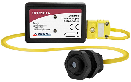 MadgeTech IRTC101A Thermocouple Data Logger