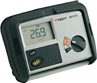 Megger DET3T Series Ground Resistance Testers