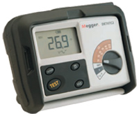 Megger DET4 Series Ground Resistance Testers
