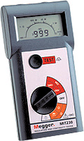 Megger MIT200 Series Insulation Tester