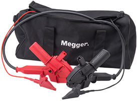 Megger DLRO100 Lead Set