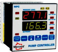 Mercoid MPC Level Controller