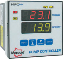 Mercoid MPC Jr Level Controller