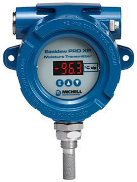 Michell Instruments Easidew Pro XP Dew Point Transmitter