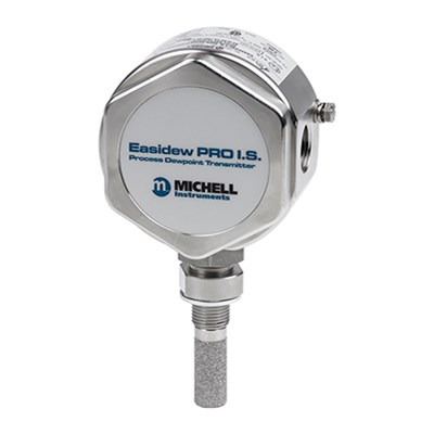 Michell Instruments Easidew Pro IS Dew Point Transmitter