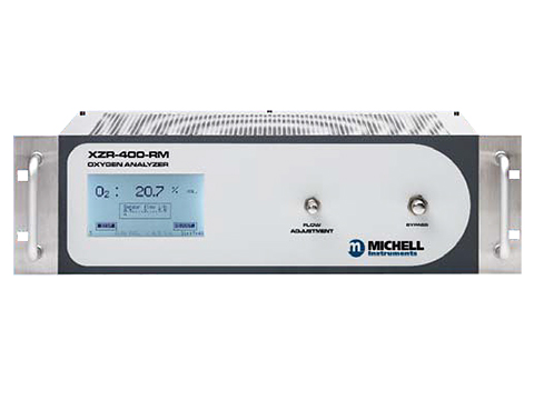 Michell Instruments XZR400 Oxygen Analyzer
