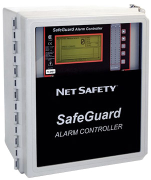 Net Safety SafeGuard Alarm Controller