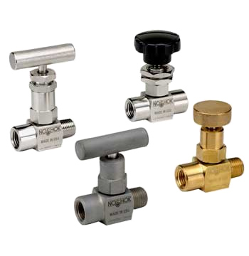 NoShok 100 Series Needle Valves