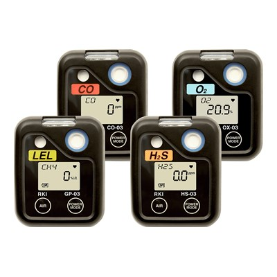 RKI Instruments 03 Series Single Gas Monitor