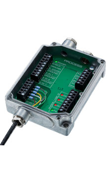 Optris Industrial Process Interface with Connection Box