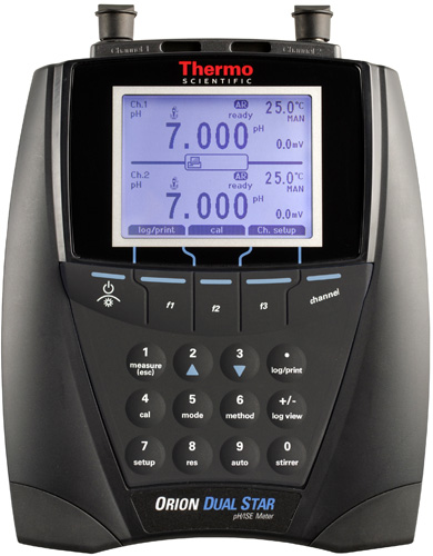 Thermo Scientific Orion Dual Star Meter
