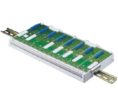 GE Automation PAC8000 I/O Module Carriers