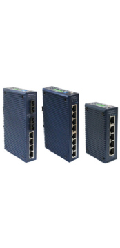 GE Automation PACSystems Industrial Ethernet Switches