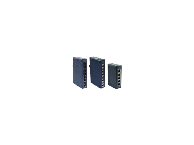 Emerson PACSystems Industrial Ethernet Switches
