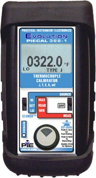 PIE 322 Thermocouple Calibrator
