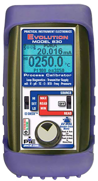 PIE 830 / 830PM Multifunction Process Calibrator