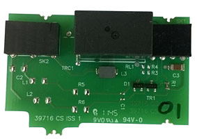 West PO1-R10 Option Board