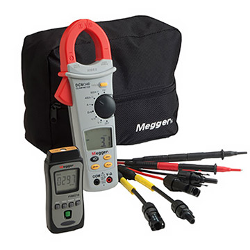 Megger PVK330 Solar Test Kit