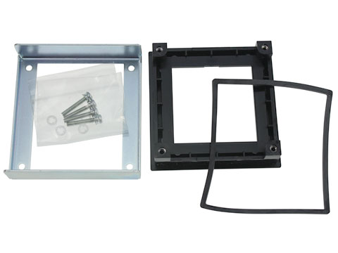 Fuji Electric PXR7 to PXF4 Panel Mount Adapter