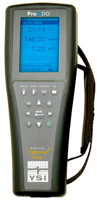YSI ProODO™ Dissolved Oxygen Meter