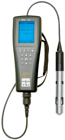 YSI ProODO™ Dissolved Oxygen Meter with Sensor