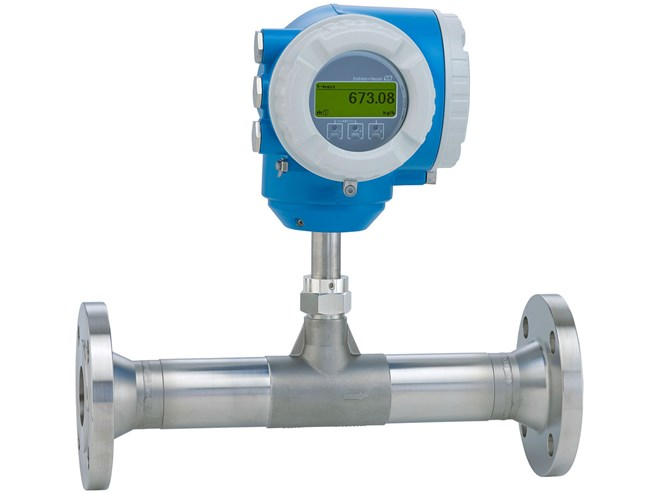 E+H Proline T-Mass F 300 Thermal Mass Flow Meter