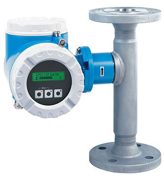 E+H Proline T-Mass 65F Thermal Mass Flow Meter