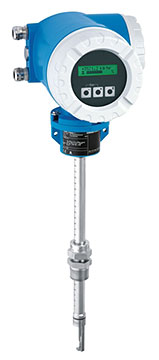E+H Proline T-Mass 65I Thermal Mass Flow Meter