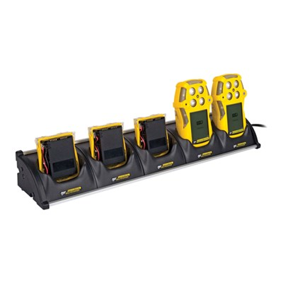 BW Technologies Multi-Unit Cradle Charger