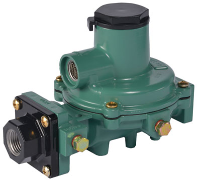 Fisher R222 Second-Stage Regulator